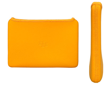 Official BlackBerry PlayBook Neoprene Sleeve - Fresh Orange