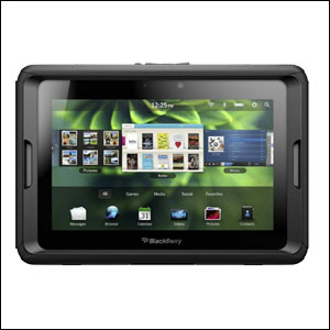 Flexishield Skin for Blackberry Playbook - Black