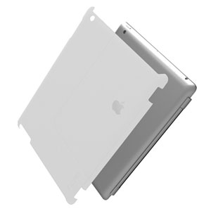 Incipio Smart Feather Case for iPad 2 - White