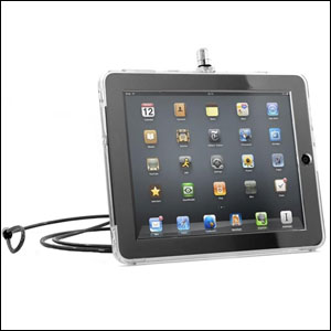 Security Case and Lock for Apple  iPad 3 / iPad 2
