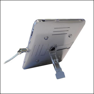 Security Case and Lock for Apple iPad2