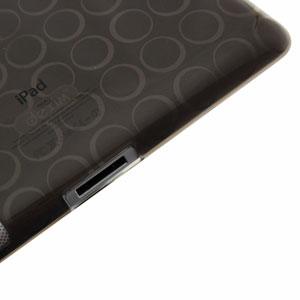 Dexim Durable TPU Sleeve for iPad 2 - Black