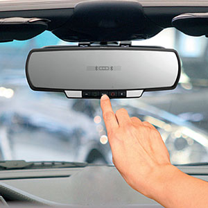 Yada YD-V16 Rearview Mirror Speakerphone