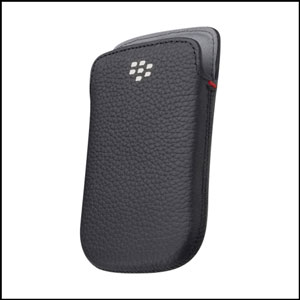 BlackBerry Bold 9900 Leather Pouch