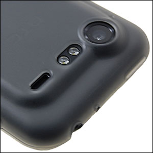 Capdase Soft Jacket 2 Xpose - HTC Incredible S - Black