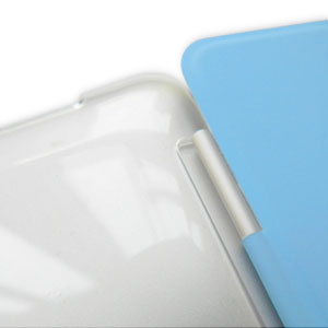 Pinlo Concize Smart Case for iPad 2 - Clear