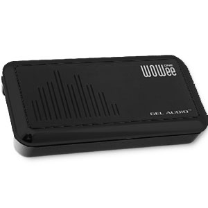 WOWee One Classic Portable Speaker - Black