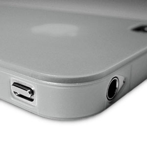 Pinlo Slice 3 Case for iPhone 4 - Clear