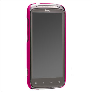 Case-Mate Barely There for HTC Sensation - Pink Rubber
