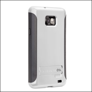 Case-Mate Pop For Samsung Galaxy S2 - White/Black