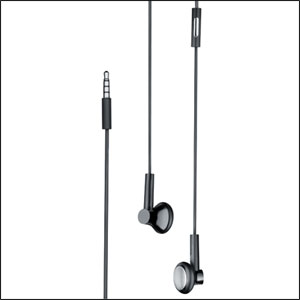 Nokia WH-902 Stereo Headset - Black