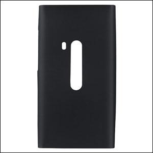 Nokia Soft Cover CC-1020 For Nokia N9 - Black