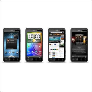 Sim Free HTC EVO 3D