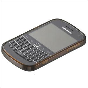 BlackBerry Original Soft Shell for BlackBerry Bold 9900 - Bottle Brown -ACC-38873-204