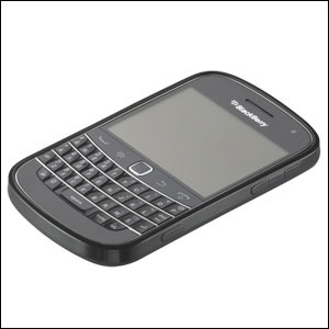 BlackBerry Original Soft Shell for BlackBerry Bold 9900 - Black - ACC-38873-201