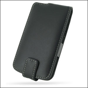 PDair Leather Flip Case - HTC Sensation