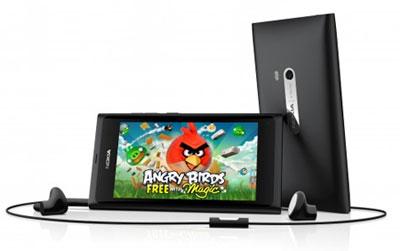 Sim Free Nokia N9 - Black