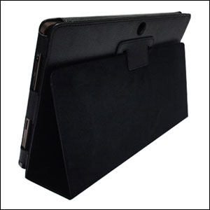 SD TabletWear Stand and Type Asus EEE Pad Transformer Case - Black