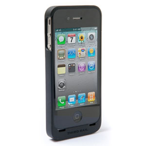 Third Rail System Slim Case and Smart Battery for iPhone 4