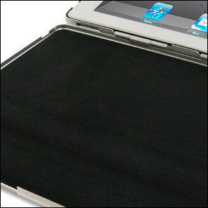Aluminium Metal Case For iPad 2 - Silver