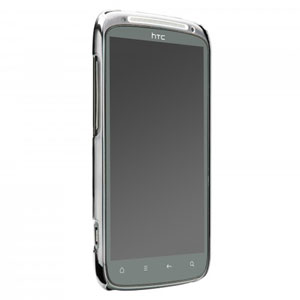 Case-Mate Barely There for HTC Sensation - Metallic Silver