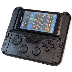 iControlPad Bluetooth Controller for iOS, Android, WebOS and Symbian