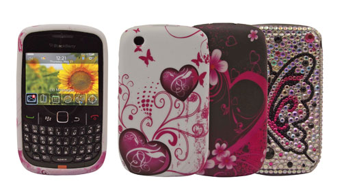 She Pack for BlackBerry Curve 8520/9300