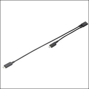 BlackBerry Charging Bundle - J-Series/Y-Cable/J-M1 - ACC-38580-201