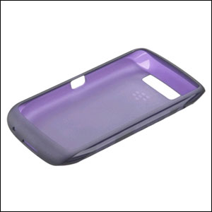 BlackBerry Original Soft Shell for BlackBerry Torch 9860 - Indigio - ACC-38966-204