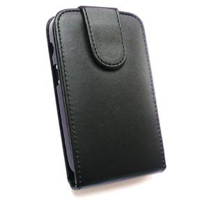 BlackBerry Bold 9900 Flip Case - Black