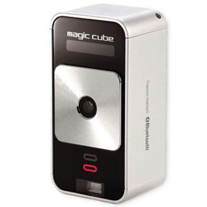 Cubo mágico Cellulon que proyecta Teclado y ratón multi-táctil.