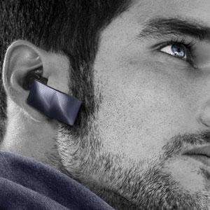 Jawbone ICON HD Bluetooth Headset + THE NERD