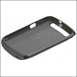 BlackBerry Original Soft Shell for BlackBerry Curve 9360 - Black - ACC-39408-202