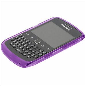 BlackBerry Original Soft Shell for BlackBerry Curve 9360 - Royal Purple - ACC-39408-208