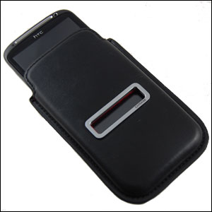 Capdase Smart Pocket - HTC Sensation - Black Red
