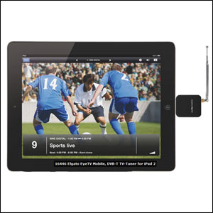 Elgato EyeTV Mobile TV Tuner For iPad 2