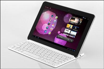 ZAGGkeys SOLO Bluetooth Tastatur in Weiß