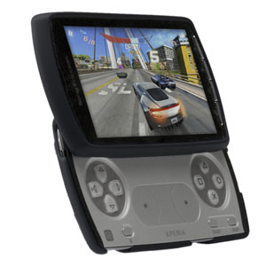 Krusell ColorCover for Sony Ericsson Xperia PLAY - Black