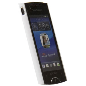 Krusell ColorCover for Sony Ericsson Xperia ray - White