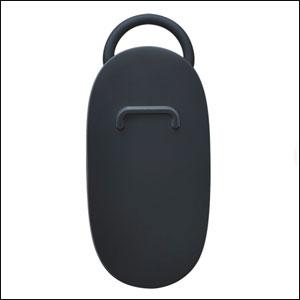 Oreillette Bluetooth officielle Nokia BH-112 - Noire (avant)