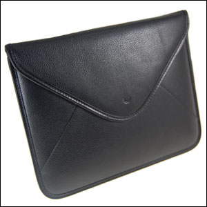Beyza Thinvelope Sleeve For iPad 3 / iPad 2 - Black