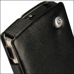 Noreve Tradition A Leather Case for Sony Ericsson Xperia ray - Black