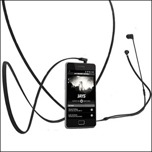 Écouteurs a-JAYS One+ (général)