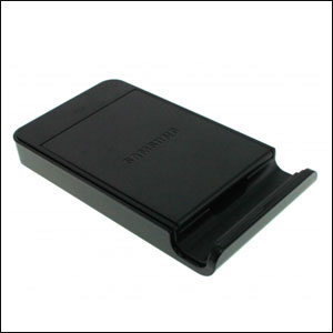 Genuine Samsung Galaxy Note Holder and Battery Charger - EBH-1E1SBEGSTD