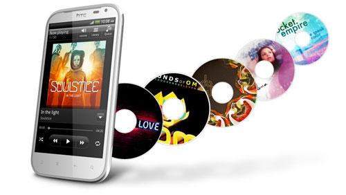 Sim Free HTC Sensation XL