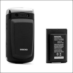 Seidio Innocell Extended Life Battery - BlackBerry Bold 9700 - 2700mAh
