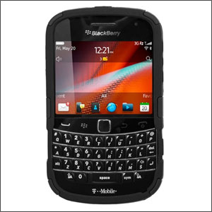 Seidio Active Case for BlackBerry Bold 9900 - Black