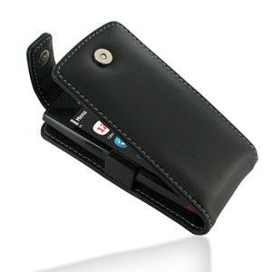 PDair Leather Flip Case - Nokia 500