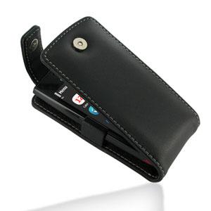 PDair Leather Flip Case - Nokia 500