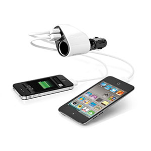 Capdase Dual USB Car Charger